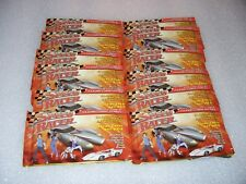 SPEED RACER Collectible Cards - 12 Unopened Packs