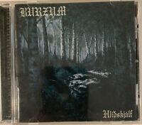 1Burzum – Hliðskjálf CD 2003 Dead Ringer – DRRUS 022CD - RARE OOP!