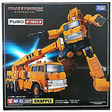 100% Authentic Japan Takara Tomy Transformers G1 Masterpiece MP-35 Grapple