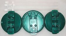 3-Electron Jade Replacement Lids and 3-Straws for the 32 oz Hospital mugs