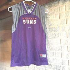 Vintage PHOENIX SUNS sewn Nike basketball Jersey youth Large