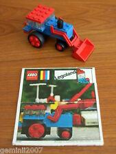 LEGO set 604-2 Pelle-Vintage (1971) - COMPLET-pas de boîte-très bon état