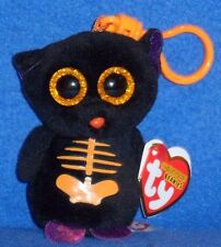 TY FANGS the BAT HALLOWEENIE BEANIE BABY - MINT with  MINT TAGS