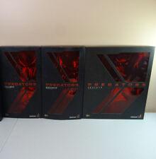 Hot Toys Super Predators 2010 Scale 1/6 Predator Collection *Used* -Please Read-