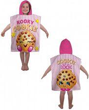 Shopkins accro du shopping Poncho Serviette avec capuche enfant Enfants bain