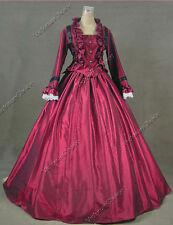 Victorian Dickens Faire Civil War Dress Gown Theatrical Costume Reenactment 170