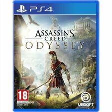 Assassins Creed Odyssey PlayStation 4 2018
