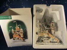 Dept 56 Hofburg Castle Alpine Village New #56216 (119P)