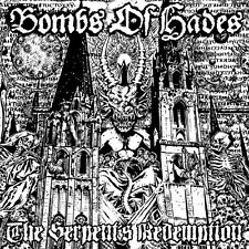 BOMBS OF HADES - The Serpent's Redemption CD
