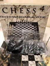 Chess 4 By Wow Toys Preowned