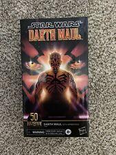Star Wars Black Series- Darth Maul