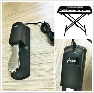 Haze  Sustain  Pedal Foot Switch Damper for Electric Piano Keyboard