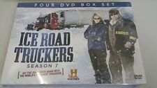 ICE ROAD TRUCKERS - Season 7 - 4 DVD Boxset NEW  *PLUS FREE OTHER DVD*