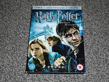 HARRY POTTER : AND THE DEATHLY HALLOWS PART 1 DVD BOXSET IN VGC (FREE UK P&P)