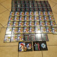 72 Yu Yu Hakusho DVD Trading Cards First Edition Rare Vintage NEW SEALED Lot TCG