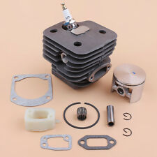 Cylinder Piston Gasket Kit For Jonsered 630,630 Super Chainsaw 52mm Big Bore