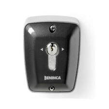 BENINCA TOKEY.E  key switch surface mounted with European insert