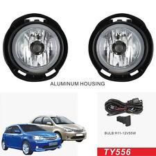 Front Car Fog Lamp /Lights For Toyota Etios Sedan/Hatchback 2011 ~On /One Set