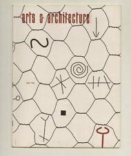 1950 Robert Howard Jewelry ARTS + ARCHITECTURE Craig ELLWOOD Harry WEESE Neutra