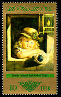 1892 postfrisch DDR Briefmarke Stamp East Germany GDR Year Jahrgang 1973