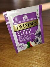 Twinings Sleep - 100% Genuine TEA BAGS - x2 - VEGAN