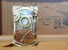 Rare Limited Edition S.T. Dupont Shoot the Moon Ligne 2 Lighter #258/1865