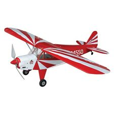 THE WORLD MODELS CLIPPED WING CUB EP (RED COLOR) Radio Control Airplane 3-cell