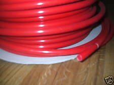 CARAVAN HOT WATER PUSH FIT 12MM SEMI RIGID PIPE IN RED JOHN GUEST