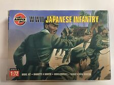 Airfix WWII Japanese Infantry Scale 1/72. Nuevo