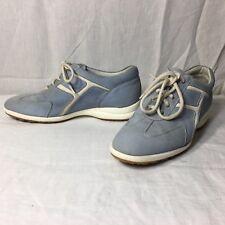Fratelli Rossetti Premium Flexa Blue Shoes Sneakers US 9 EU 39.5 Narrow Italy