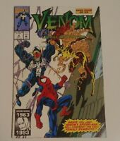 🗝️Venom: Lethal Protector #4 (05/1993) VG 1st Appearance of Scream MARVEL