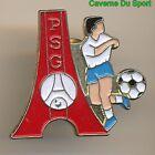 PIN'S BADGE PSG PARIS SAINT-GERMAIN ANCIEN LOGO TOUR EIFFEL JOUEUR V2