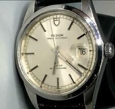 Tudor Prince OysterDate automatic 38mm Jumbo Watch ref. 9080/0 - Nice Ex++!