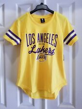LOS ANGELES Lakers NBA Woman's Jersey T Shirt