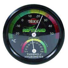 Trixie Thermo-/Hygrometer, analog, Temperatur-Luftfeuchtigkeitsmesser