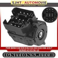 Ignition Switch fit BMW E38 E39 E46 E53 E83 E85 E86 3/5/7 Series X3 X5 1996-2010