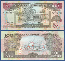 SOMALILAND 100 Shillings 1996  UNC  P. 5 b