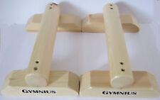 Gymnius Mini Bois PARALETTE bars, arbre, gymnastique, Crossfit, 200x134x72mm