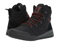 Columbia Fairbanks Omni-Heat Waterproof Lace Up Hiking Trail Winter Ankle Boots