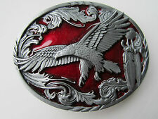 Eagle belt buckle spread eagle Indian style buckle.