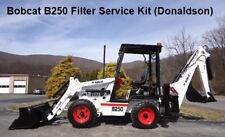 Bobcat B250 Loader Backhoe Filter Service Kit (Donaldson) (Not Hyd Filter) - FS