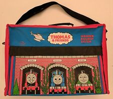Thomas and Friends Train Wooden Railway System Learning Curve 2001 Carry Bag