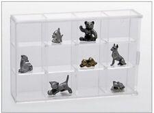 Miniature Figurine Display Case - Small