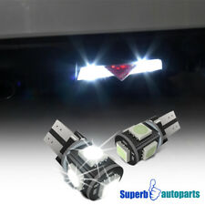 LED T10 194 168 W5W 2825 5-SMD Canbus Lights Bulbs 194/501/2125 White