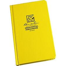 Rite in the Rain All Weather Geological Field Book, New, Free Shipping