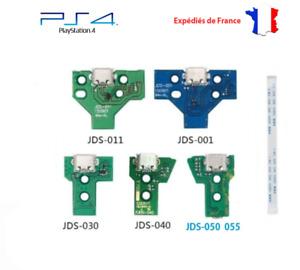 Connecteur de charge  manette PS4 JDS001 JDS011 JDS030 JDS040 JDS055 + nappe