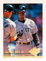 Ken Griffey Jr.  #120 (1994 Fleer) Baseball Card, Seattle Mariners, HOF