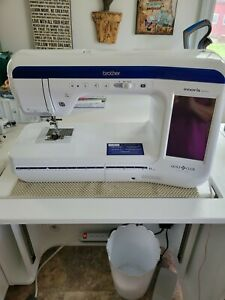 Brother Innovis BQ3050 Quilting / Sewing Machine slightly used