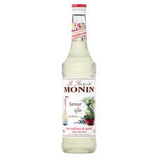 Monin Sirup Gin Flavour, 0,7L, 1er Pack