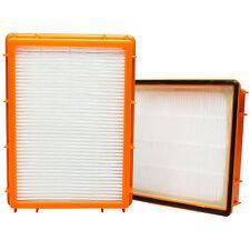 2x Vacuum Filter for Eureka 4800 series, HF-2, Boss SmartVac 4870HZ, 4870G
